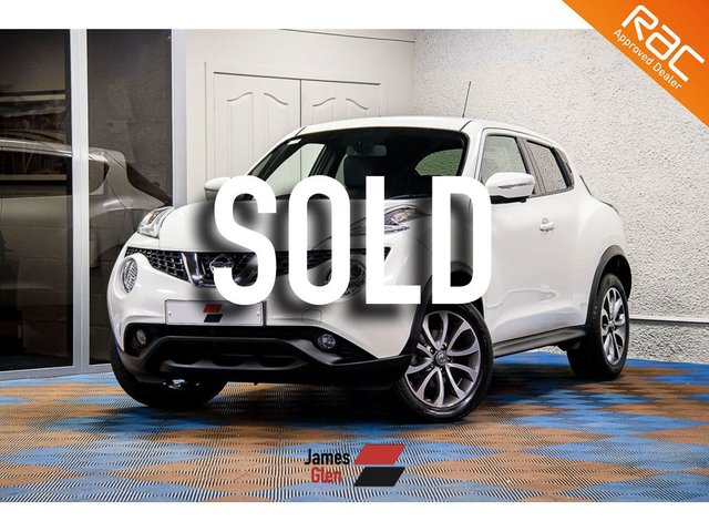 USED 2016 66 NISSAN JUKE 1.5 TEKNA DCI 5d 110 BHP Two Owners   Fully Loaded