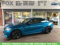 USED 2018 18 BMW M2 3.0 M2 2d 365 BHP BMW M2 3.0 M2 2d 365 BHP