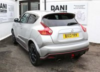 USED 2013 13 NISSAN JUKE 1.6 DIG-T Nismo 5dr *SATNAV*REV CAMERA*BLUETOOTH