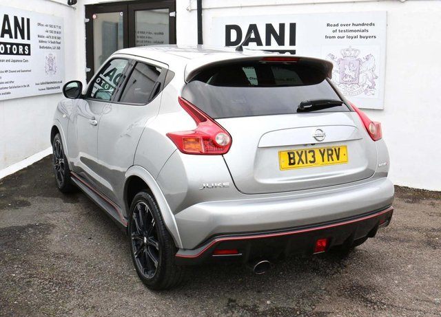 NISSAN JUKE at Dani Motors