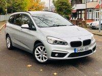 2016 BMW 2 SERIES 1.5 218i SE Gran Tourer Auto (s/s) 5dr £15975.00