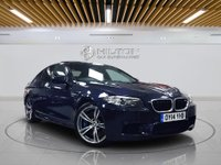 "USED 2014 14 BMW M5 4.4 M5 4d 553 BHP **FREE RAC 6 MONTHS WARRANTY INC** SATNAV   LEATHERS   20"" ALLOYS"