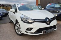 USED 2017 67 RENAULT CLIO 0.9 DYNAMIQUE NAV TCE 5d 89 BHP 1 Private Owner - Low Miles - Full Renault History