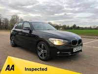 USED 2013 63 BMW 1 SERIES 1.6 116I SPORT 5d 135 BHP