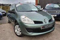 USED 2007 56 RENAULT CLIO 1.1 EXPRESSION 16V 5d 75 BHP Just 11,389 Miles - 14 Service Stamps - Find Another??