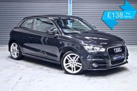 USED 2012 AUDI A1 1.4 TFSI S LINE  ** S LINE BODY STYLING, INTERIOR LIGHTING PACK **