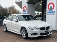 USED 2016 16 BMW 3 SERIES 2.0 318D M SPORT 4d 148 BHP SAT NAV | LEATHER | CLIMATE |