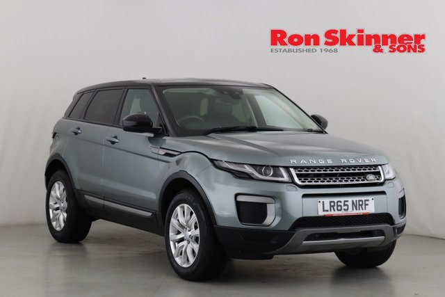 View our 2015 65 LAND ROVER RANGE ROVER EVOQUE 2.0 TD4 SE 5d 177 BHP