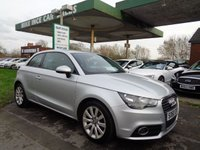 2011 AUDI A1 1.6 TDI SPORT 3d 103 BHP ONE OWNER FROM NEW £4995.00