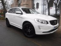 USED 2015 65 VOLVO XC60 2.4 D4 SE AWD 5d 178 BHP *** FINANCE & PART EXCHANGE WELCOME *** 4X4 DIESEL 6 SPEED BLUETOOTH PHONE PARKING SENSORS CRUISE CONTROL, ELECTRIC TAILGATE AIR/CON HEATED SEATS