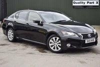 2015 LEXUS GS 2.5 SE E-CVT 4dr £12480.00