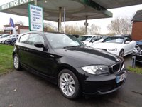 2011 BMW 1 SERIES 2.0 116I ES 3d 121 BHP 6 SPEED £4495.00