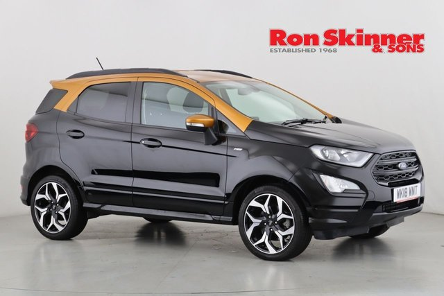 View our 2018 18 FORD ECOSPORT 1.5 ST-LINE TDCI 5d 99 BHP