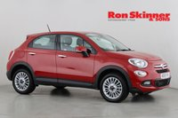 USED 2018 18 FIAT 500X 1.4 MULTIAIR POP STAR 5d 140 BHP