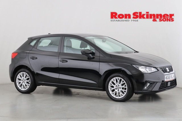 View our 2019 68 SEAT IBIZA 1.0 MPI SE TECHNOLOGY 5d 80 BHP