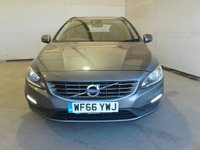 USED 2016 66 VOLVO V60 2.4 D5 TWIN ENGINE SE NAV 5d 231 BHP