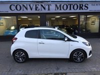USED 2015 65 PEUGEOT 108 1.2 PURETECH ALLURE TOP 3d 82 BHP
