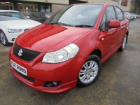 USED 2010 SUZUKI SX4 1.6 GLX 4d 107 BHP Excellent Value Family Sized Car, Finance Available, Part Ex Welcomed