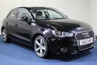 2012 AUDI A1 1.6 SPORTBACK TDI SPORT 5d 103 BHP £6700.00