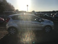 USED 2009 09 FORD FIESTA 1.4 STYLE PLUS 5d 96 BHP FULL SERVICE HISTORY - FINANCE AVAILABLE