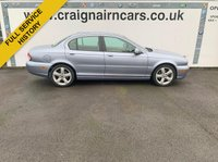 USED 2009 09 JAGUAR X-TYPE 2.2L SE 4d AUTO 145 BHP Navigation+Bluetooth+Full Leather And Heated Seats