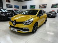 USED 2013 63 RENAULT CLIO 1.6 RENAULTSPORT LUX 5d 200 BHP 6SP AUTO HATCH