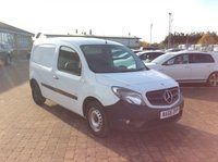 2016 MERCEDES-BENZ CITAN 1.5 109 CDI BLUEEFFICIENCY 90 BHP EURO 6 (NA66DVP) £5700.00