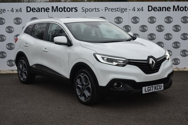 2017 17 RENAULT KADJAR 1.5 DYNAMIQUE S NAV DCI 5d 110 BHP SALE TAKE £300 OFF