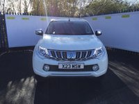 USED 2015 65 MITSUBISHI L200 2.4 DI-D 4X4 BARBARIAN Double Cab Pickup with NO VAT TO PAY