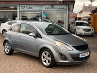 USED 2011 61 VAUXHALL CORSA 1.2 SXI A/C 3d 83 BHP Free MOT for Life