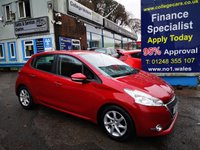 USED 2015 15 PEUGEOT 208 1.4 HDI ACTIVE 5d 68 BHP, only 49000 miles, One owner *** ONE OWNER FROM NEW ***