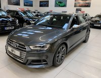 USED 2016 66 AUDI A3 2.0 S3 SPORTBACK QUATTRO 5d 310 BHP 7SP AUTO 4WD HATCH
