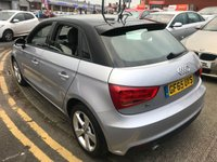 USED 2015 65 AUDI A1 1.6 SPORTBACK TDI SPORT 5d 114 BHP FREE 12 MONTHS RAC WARRANTY AND 12 MONTHS BREAKDOWN COVER