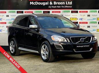 2012 VOLVO XC60 2.4L D4 R-DESIGN LUX AWD 5d AUTO 161 BHP £12999.00