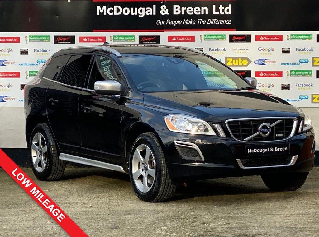 USED 2012 62 VOLVO XC60 2.4L D4 R-DESIGN LUX AWD 5d AUTO 161 BHP