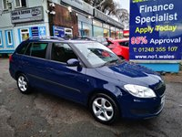 USED 2012 12 SKODA FABIA 1.6 SE PLUS TDI CR 5d 103 BHP, only 50000 miles ***APPROVED DEALER FOR CAR FINANCE247 AND ZUT0  ***