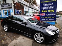 USED 2011 60 MERCEDES-BENZ E CLASS 2.1 E250 CDI BLUEEFFICIENCY SPORT 2d 204 BHP, only 45000 miles ***APPROVED DEALER FOR CAR FINANCE247 AND ZUT0  ***