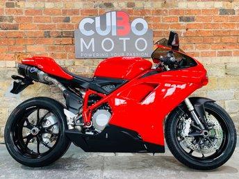2010 DUCATI 848 849cc £6490.00