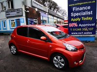 USED 2013 13 TOYOTA AYGO 1.0 VVT-I FIRE AC 5d 67 BHP, only 42000 miles
