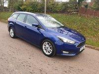 2015 FORD FOCUS 1.6 ZETEC TDCI 5d 114 BHP £5995.00