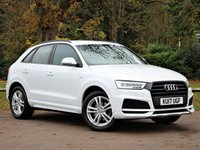 USED 2017 N AUDI Q3 1.4 TFSI S LINE EDITION 5d 148 BHP £316 PCM With £1999 Deposit