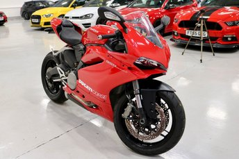 2016 DUCATI PANIGALE 955cc 959 PANIGALE US SPEC EXHAUST FITTED £9450.00