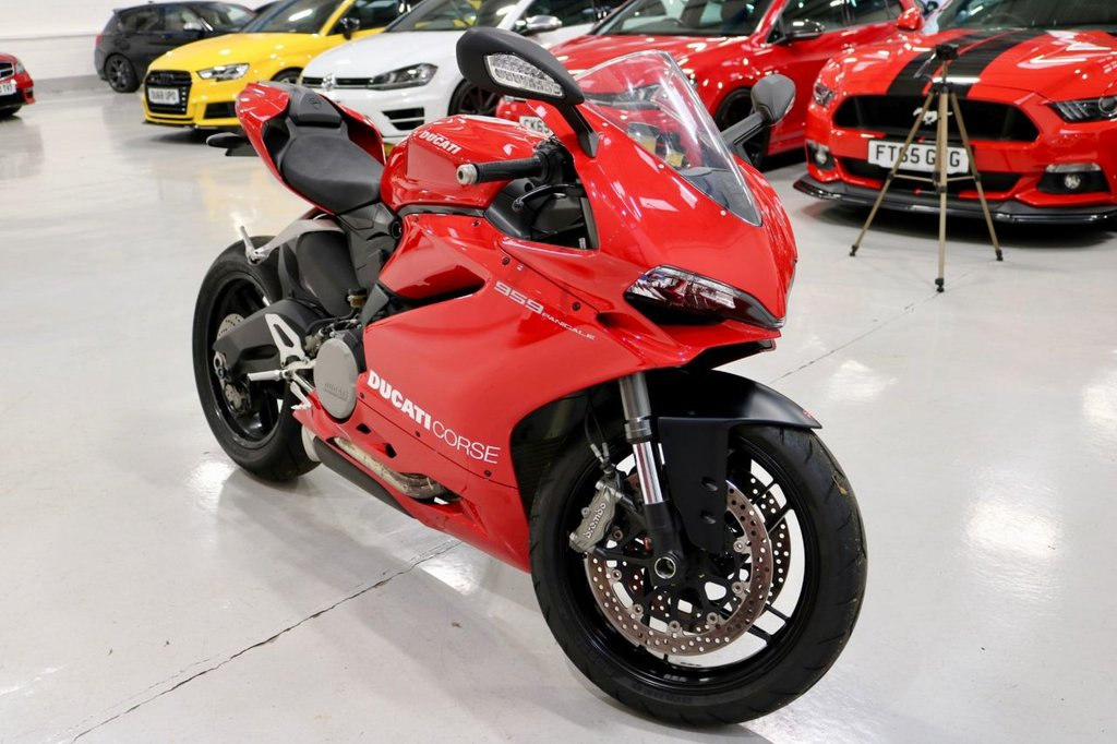 View our DUCATI PANIGALE