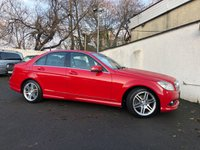 2010 MERCEDES-BENZ C CLASS 1.8 C250 CGI BLUEEFFICIENCY SPORT 4d 204 BHP £7495.00