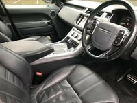 USED 2014 LAND ROVER RANGE ROVER SPORT 3.0 SDV6 AUTOBIOGRAPHY DYNAMIC 5d 288 BHP