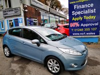 2009 FORD FIESTA 1.4 ZETEC TDCI 5d 68 BHP, only 76000 miles £3495.00