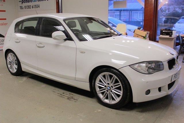 2011 11 BMW 1 SERIES 2.0 120D M SPORT 5d 175 BHP