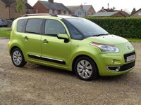 USED 2010 59 CITROEN C3 PICASSO 1.6 PICASSO EXCLUSIVE HDI 5d 90 BHP 50000 miles