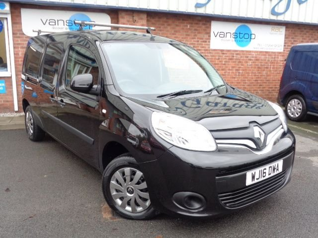 USED 2016 16 RENAULT KANGOO MAXI 1.5 LL21 BUSINESS PLUS ENERGY DCI 90 BHP