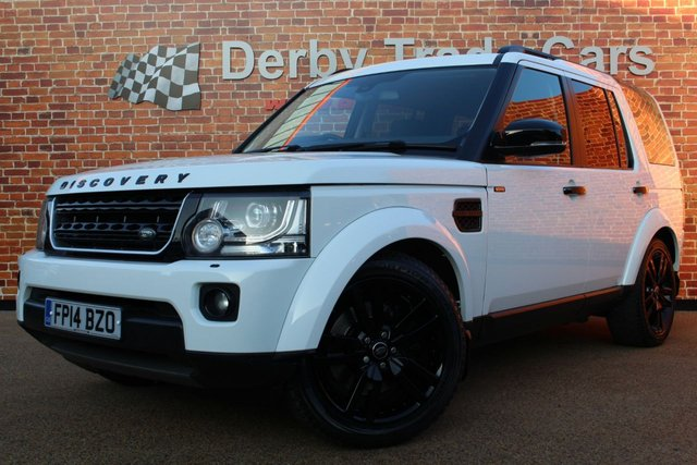 LAND ROVER DISCOVERY at Derby Trade Cars
